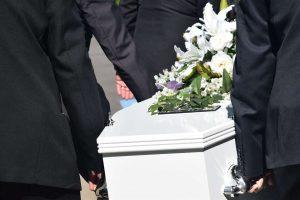 การจัดงานศพ