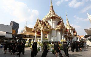 พิธีงานศพไทย