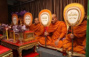 พิธีงานศพไทย - พิธีสวดอภิธรรม