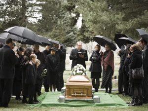 พิธีงานศพ-พิธีงานศพแบบคริสต์ศาสนา