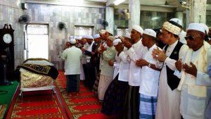 พิธีงานศพ-พิธีงานศพแบบศาสนาอิสลาม