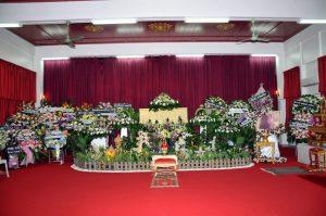 พิธีงานศพในศาสนาต่าง ๆ