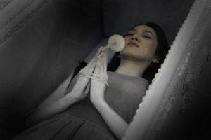 พิธีงานศพของชาวพุทธกับคติความเชื่อ - มัดตราสัง