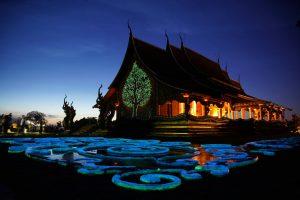 วัดสิรินธรวราราม (ภูพร้าว) วัดไทยสุด Unseen จังหวัดอุบลราชธานี
