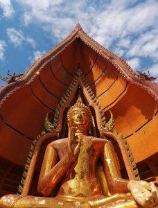 วัดถ้ำเสือ วัดไทยสุด Unseen จังหวัดกาญจนบุรี