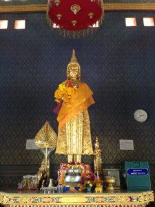 พระพุทธรูปปางรำพึง–พระพุทธรูปประจำวันศุกร์