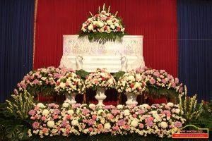 การจัดพิธีงานศพไทยในสมัยก่อน