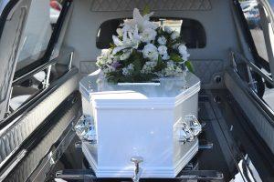 งานศพผู้ป่วยโควิด-19